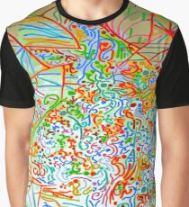 Abstract dance Graphic T-Shirt