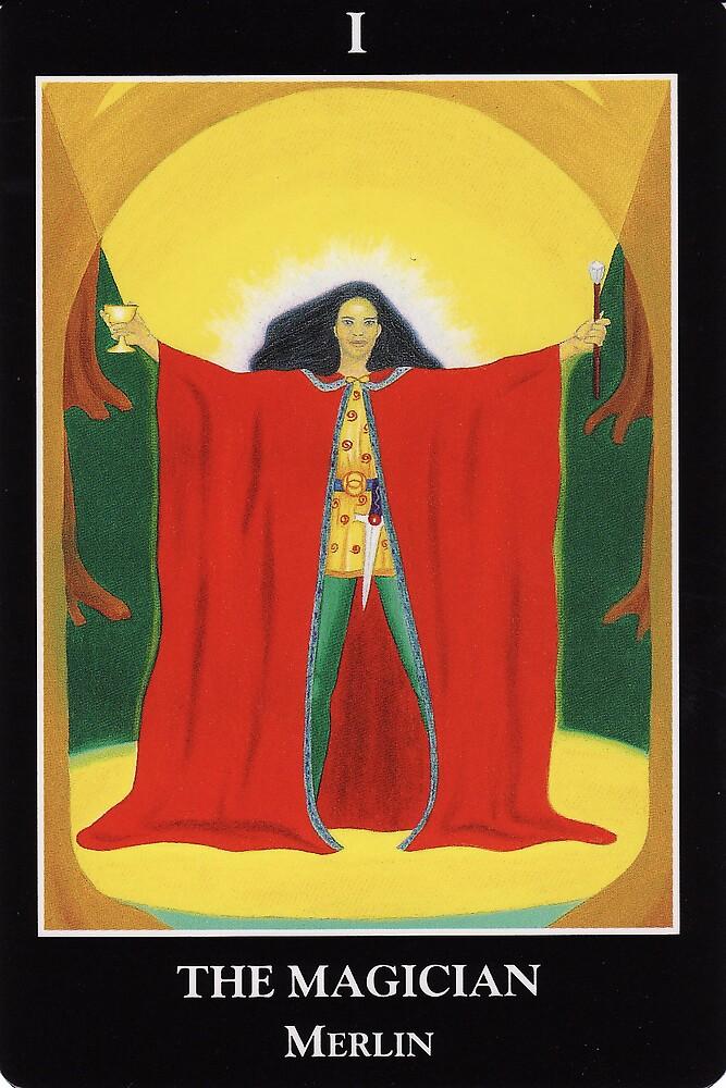 The Magician by Lisa Tenzin-Dolma