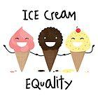 Ice cream Equality by Puchu