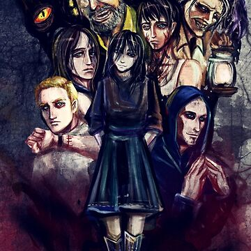 RE7: Everybody's dead by scumash