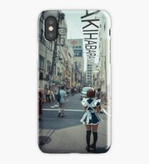 Akihabara - Electric Town iPhone Case/Skin
