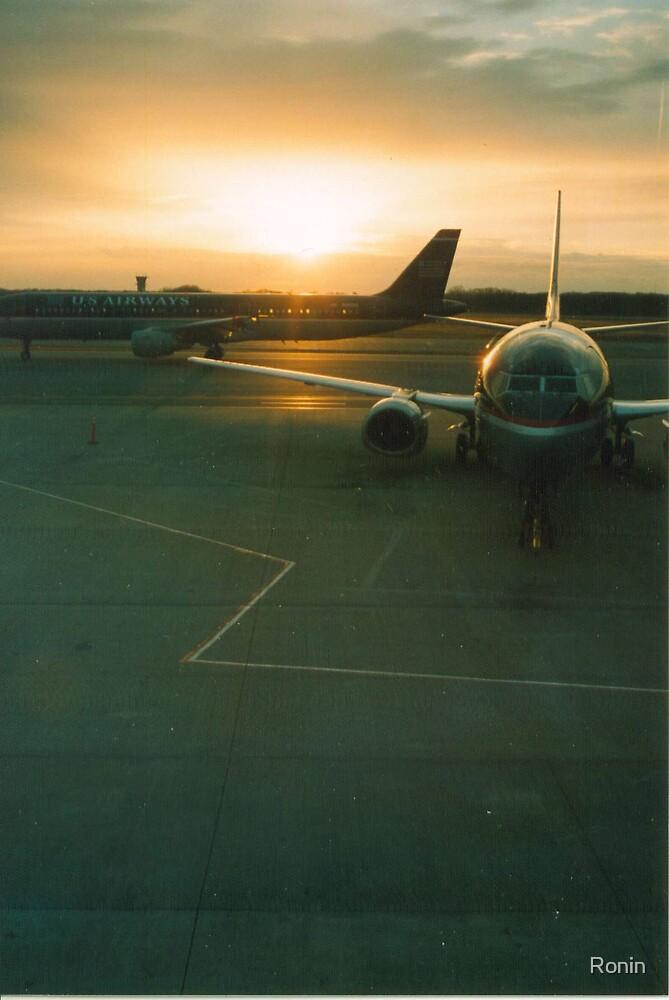 DC sunrise by Ronin