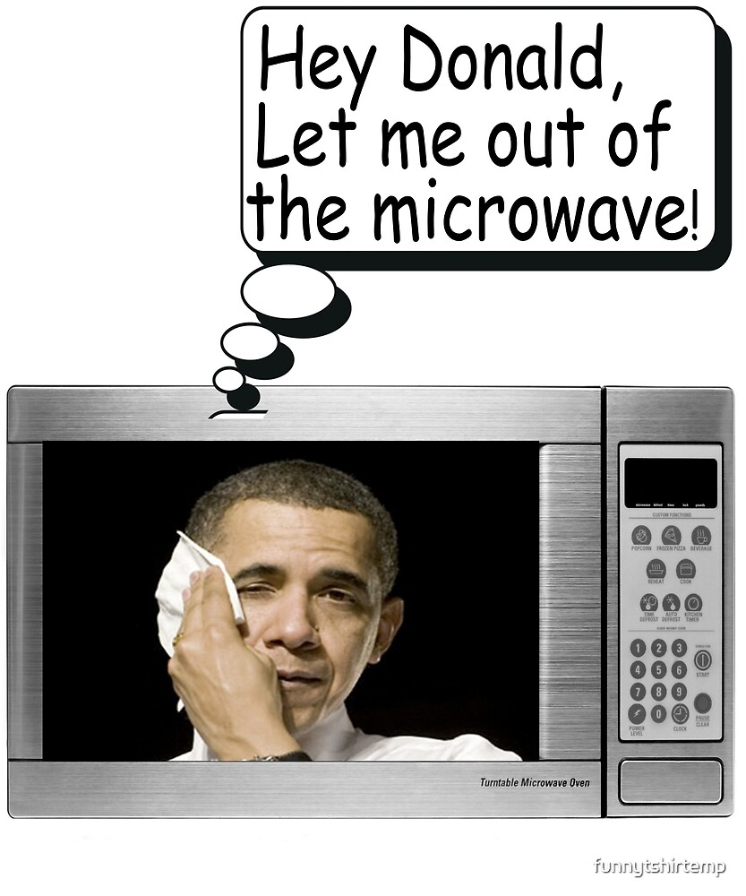 Barack obama microwave kellyanne conway donald trump spying resist barack obama microwave kellyanne conway donald trump spying resist by funnytshirtemp kristyandbryce Choice Image