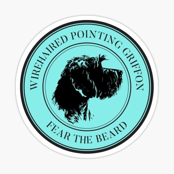 BREAKFAST BEARD Sticker