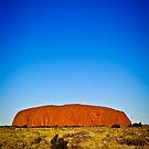 Ayer's Rock by Adam Northam