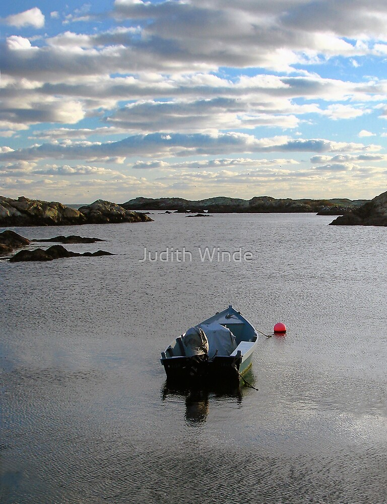 All Alone by Judith Winde