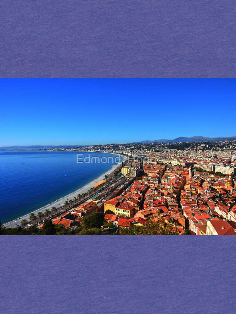 Nice France by EdmondHoggeJr