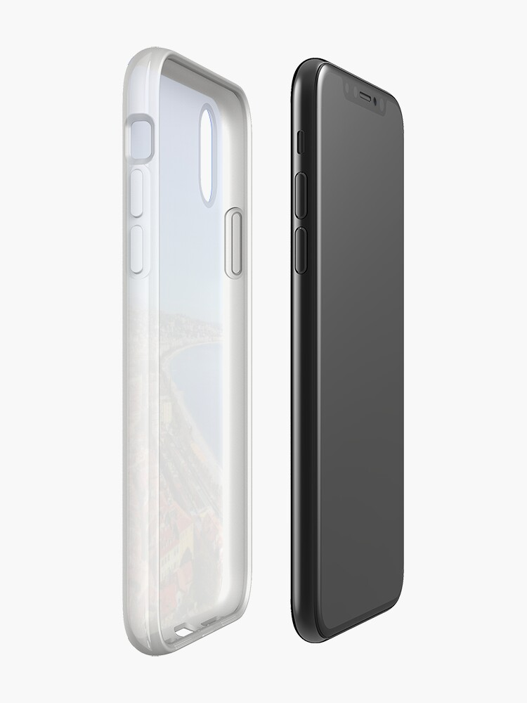Alternate view of Nice France iPhone Cases & Covers