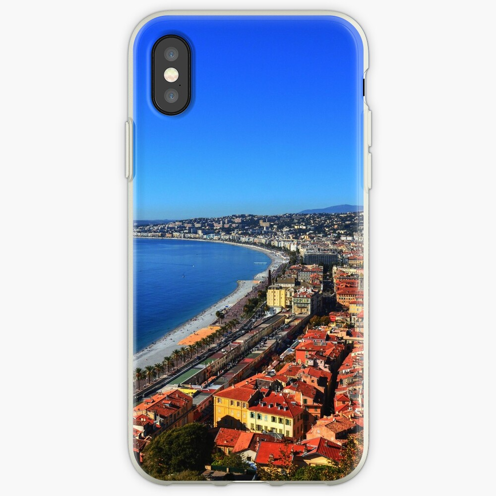 Nice France iPhone Cases & Covers