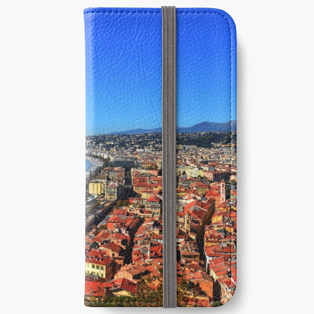 Nice France iPhone Wallet