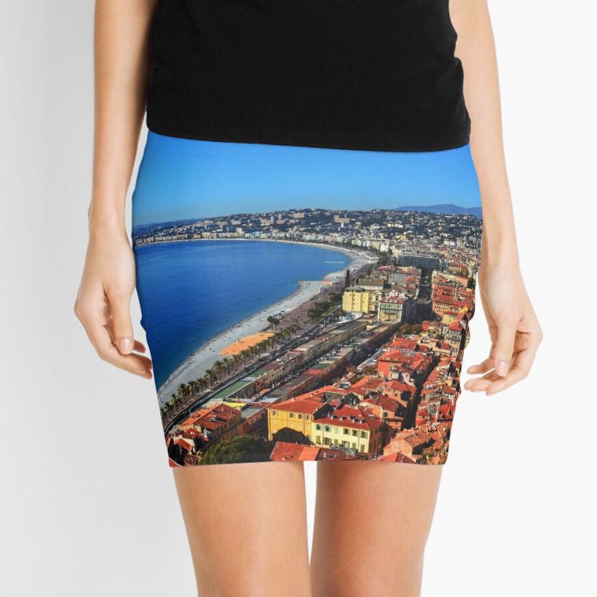 Nice France Mini Skirt