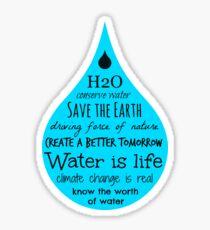 Water Sticker