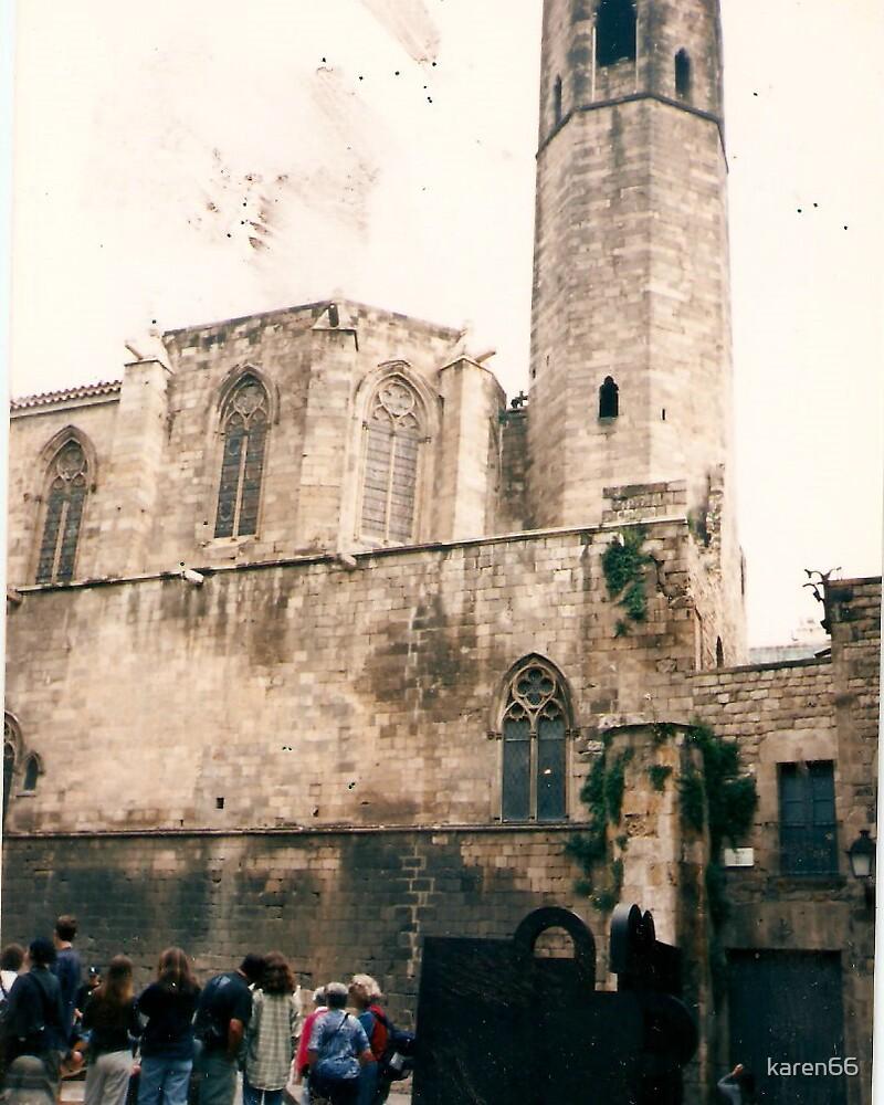 Spain Old Building by karen66