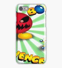Bomb Revenge iPhone Case/Skin