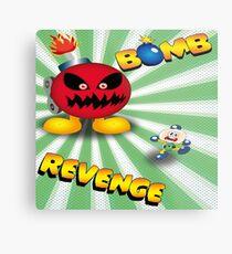 Bomb Revenge Metal Print