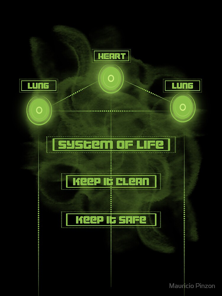 System of life by Mauricio Pinzon