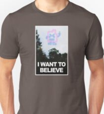 I want to believe in Mooninites T-Shirt