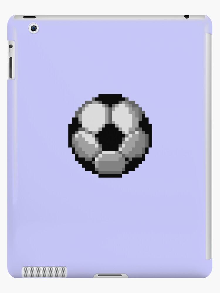 Pixel Soccer Ball Ipad Caseskin By Last Pixel