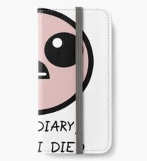 Today I Died iPhone Wallet/Case/Skin