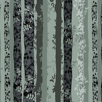 silver birch by amyoharris