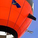 balloon by P Michaud