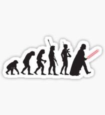 Star Wars Evolution Sticker