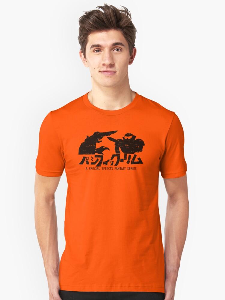 Ultra Jaeger Unisex T-Shirt Front