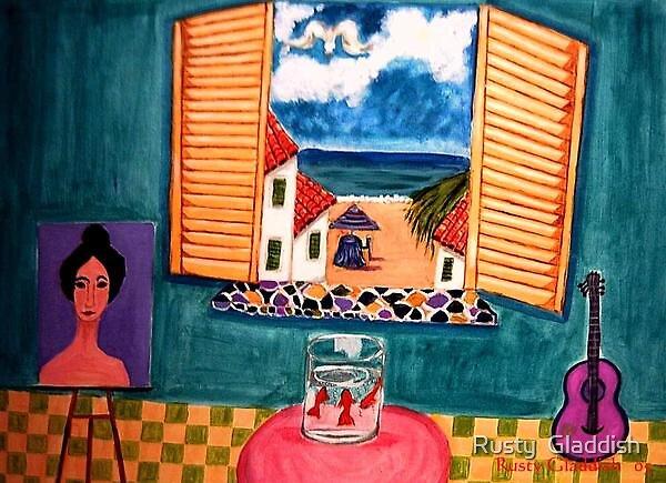Marina by Rusty  Gladdish