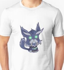 Kitty is for Feral : Purple Cat T-Shirt