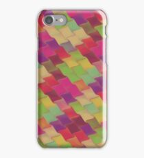 Colorful Tiles Pattern CP01 iPhone Case/Skin