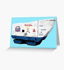 Mr. Softie Land Crawler Greeting Card