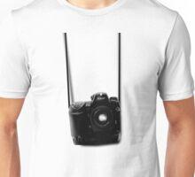 Camera shirt 2 - for Nikon users Unisex T-Shirt