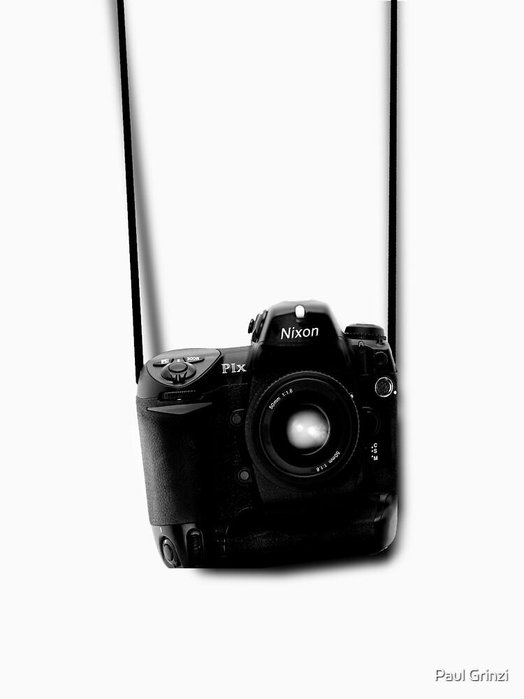 Camera shirt 2 - for Nikon users by flyingdoc