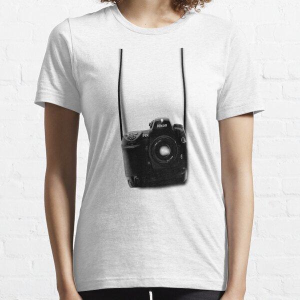 Camera shirt 2 - for Nikon users Essential T-Shirt