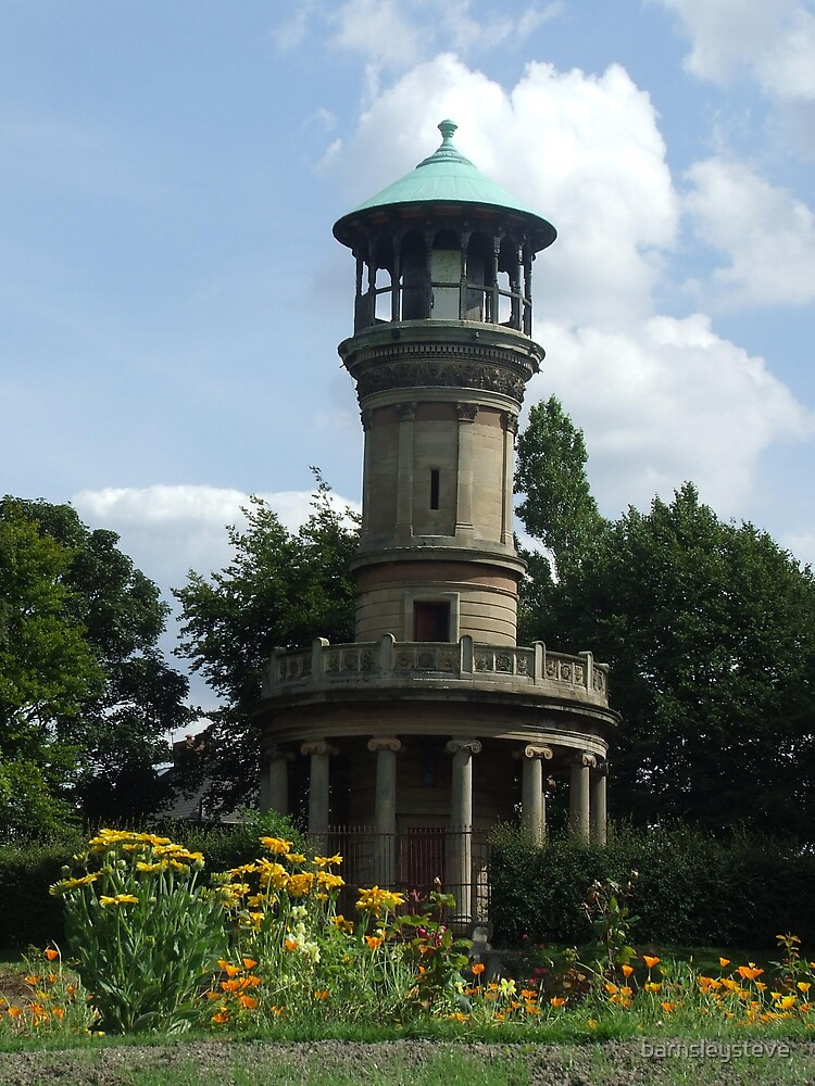 Locke Park Tower by barnsleysteve