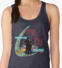 The Universe And You Women's Tank Top