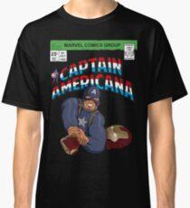 CAPTAIN AMERICANA Classic T-Shirt