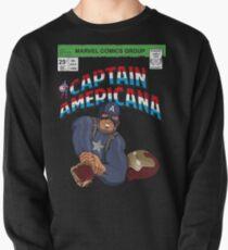 CAPTAIN AMERICANA Pullover