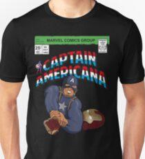 CAPTAIN AMERICANA Unisex T-Shirt