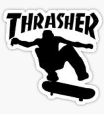 Thrasher boy Sticker