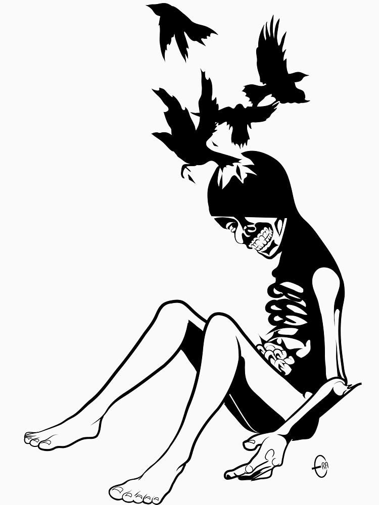 Zombie by BizarroArt