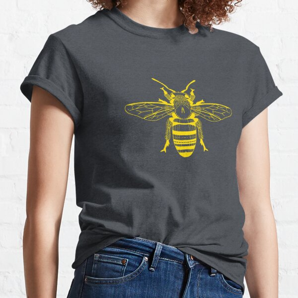 Honeybee - Gold Classic T-Shirt