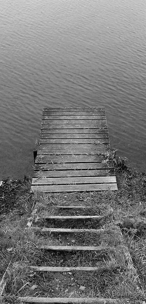 Jetty by Deborah  Bowness