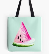 Watercolour Watermelon Tote Bag