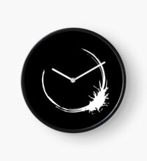 "Heptapod B (Translation: ""TIME"" [Linear]) Inverted Clock"
