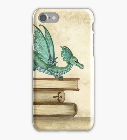 A Curious Encounter iPhone Case/Skin