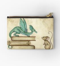 A Curious Encounter Studio Pouch
