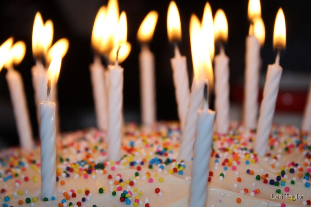 Happy Birthday by Lori Taylor
