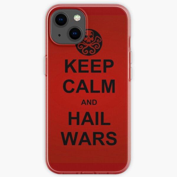 Keep Calm and Hail Wars! iPhone Soft Case