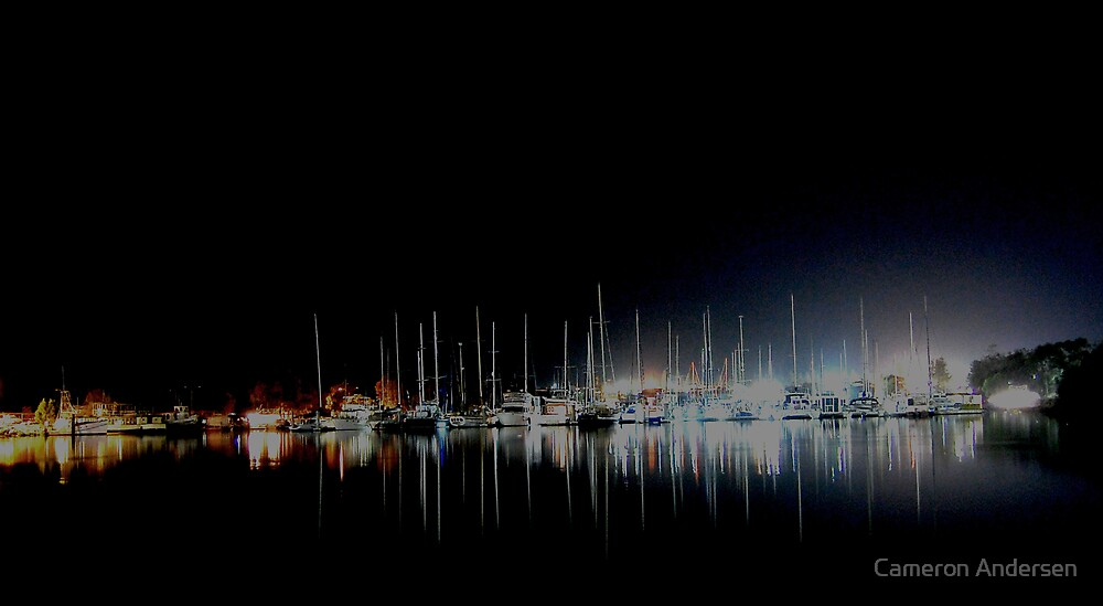Yamba Mariner. by Cameron Andersen